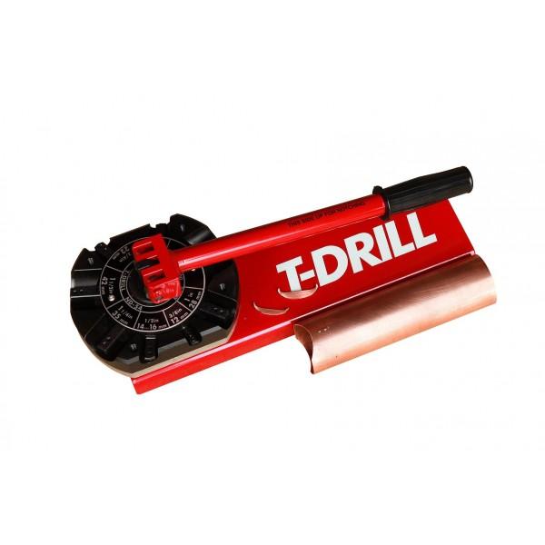 T-Drill Csőpalást fúró és csőkihúzó